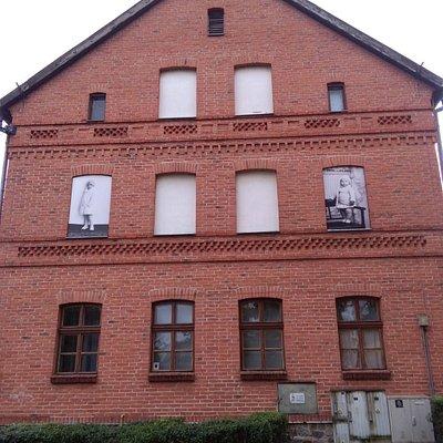 budynek mieszczący muzeum