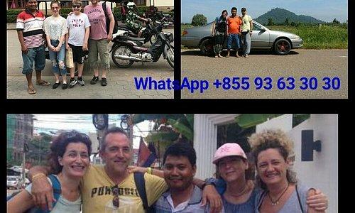 Best tuk tuk & Car driver in Siem Reap