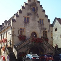 Musée du Bailliage dans l'ancienne Halle aux Blés (vue extérieure)
