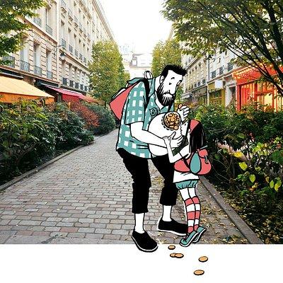 Chasse aux trésors du Marais, rue du Trésor