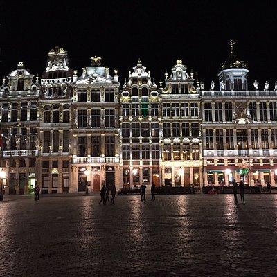 Cartoline da Bruxelles, Belgio
