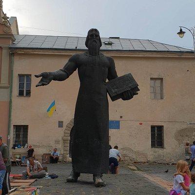 Rare Books Flea Market, Lviv