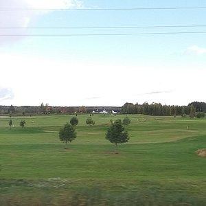 Golf course in Kuortane