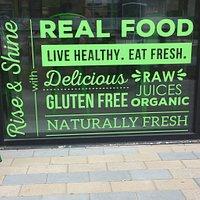 Fresh Healthy Cafe San Marcos