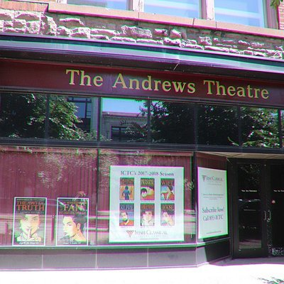 The Irish Classical Theater Company at The Andrews Theater
