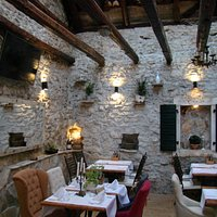 Une salle de restaurant à ciel ouvert !