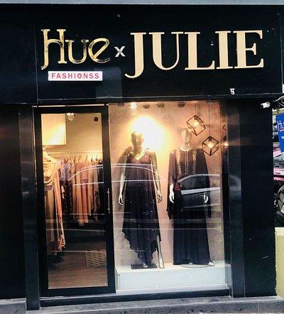 Hue Fashionss Peddar Road Store