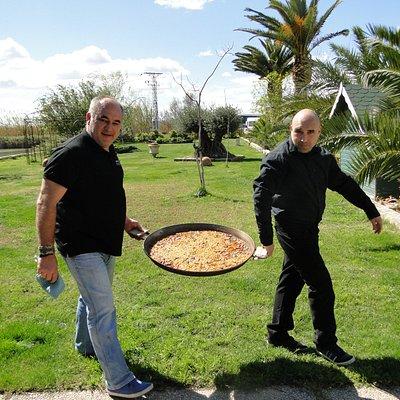 The Authentic Valencian Paella