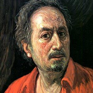 Autoritratto del pittore Alfonso Grassi (Solofra1918-Salerno2002)