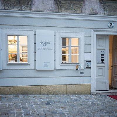 Galerie LIK Spittelberggasse 9 Wien