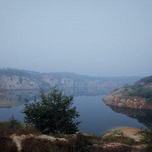 Bhardwaj Lake,Village  Anangpur, Faridabad
