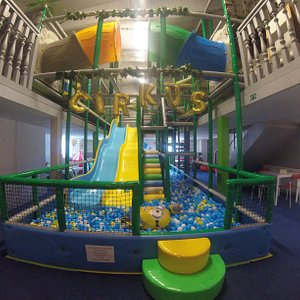 Cirkus - dětské indoorové hřiště