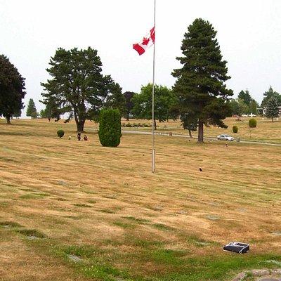 Burial 28 Feb 1957 • Burnaby, British Columbia, Canada Veterans' Field of Honour.. Henry's final
