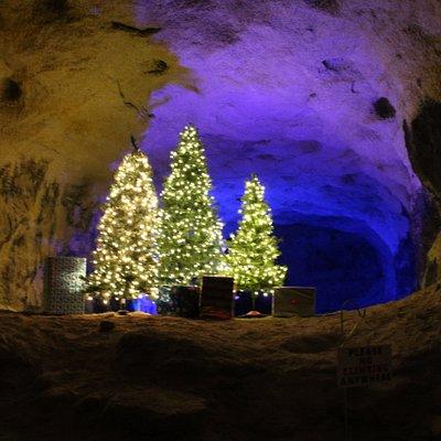 Christmas Cave