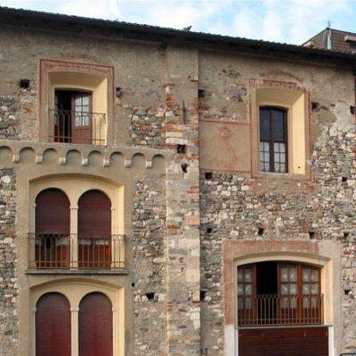 Ex convento e porta di S. Caterina