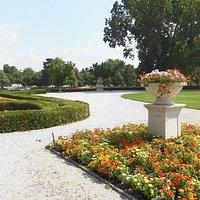 il giardino presidenziale