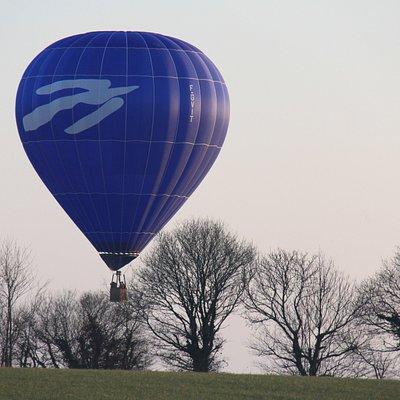 Vols en montgolfière dans le Finnistère