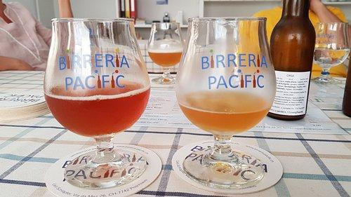 Unterschiedlichste Biere..