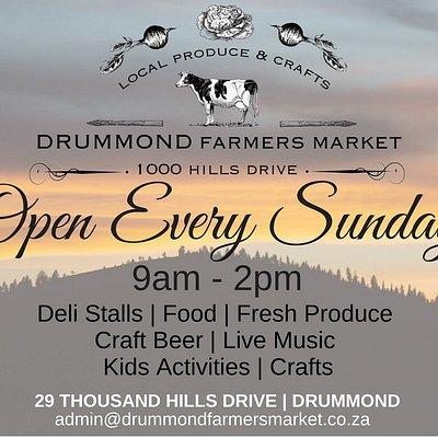 Drummond Farmers Market