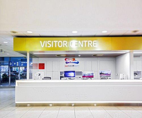 Tourist Information Centre - Václav Havel Airport Prague - Terminal 2
