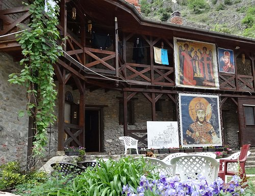 Holy Archangels Monastery today