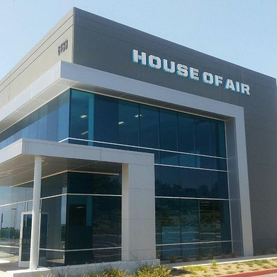 House of Air Trampoline Park in Carlsbad