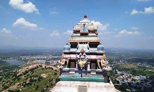 Sholingur temple