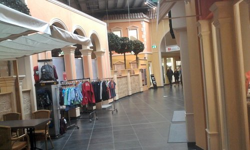 Gallery of the Shopping Centre
