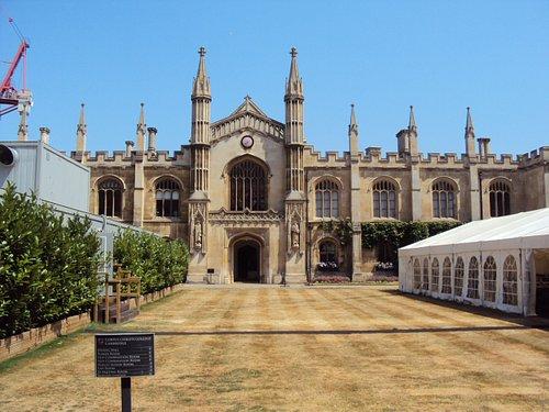 Corpus Christi College , Cambridge