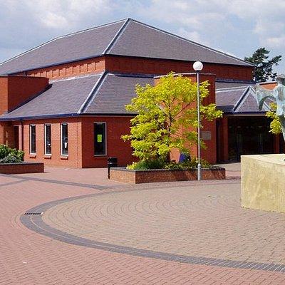 Bridge House Theatre Exterior