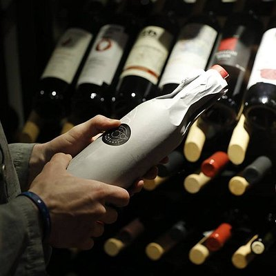 A bottle of wine can be the perfect gift, every wine bottle has its story
