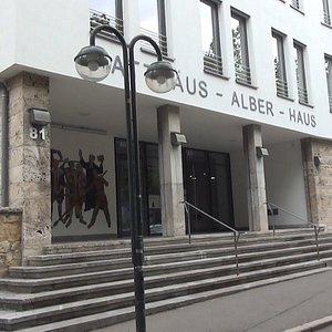 Matthäus Alber Haus
