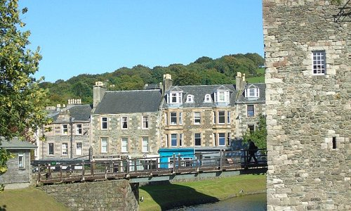 Rothesay Castle, Isle of Bute, Scotland.  See More with a WildBute.com Tour!