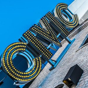 Civic Theater marquee