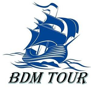 Logo BDM Tour Oficial