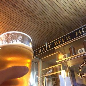 Výborné portugalské pivo ipa