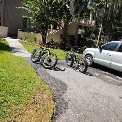 Fat Tire Extreme Bikes