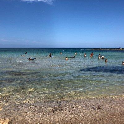 Spiaggia di camerini