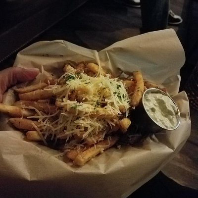 Best Truffle fries I have EVER had