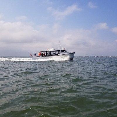 Tangier Onancock Ferry