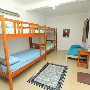 Domitorry ( 5 beds, AC) - Rp. 100.000/person/night