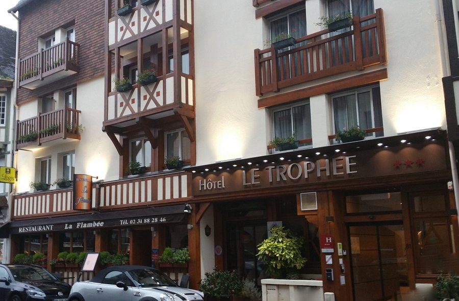 Le Trophee By M Hotel Spas 103 1 3 8 Prices Reviews Deauville City Normandy France Tripadvisor