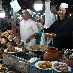 Come with us on an amazing deep into the labyrinth of the Medina