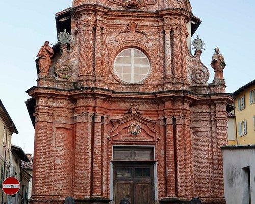 Saluzzo, città natale di Silvio Pellico