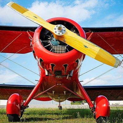 Biplane Rides start at $49