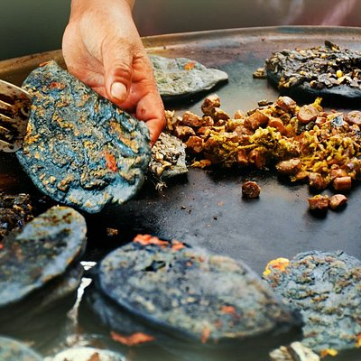 Prehispanic food is still the backbone of Mexican food