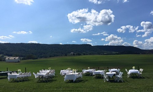Beautiful Farm Weddings Made True under our Care..From Ashland Kentucky to Lewisburg WV
