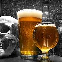 Black Plague Brewing Beers