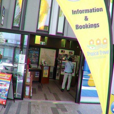Townsville Tourism Information