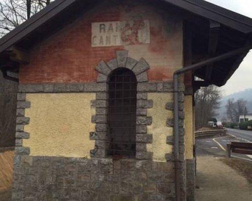 Laveno Varese Luino ex Ferrovie